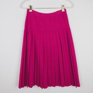 Vintage Saks Fifth Avenue Pleated Skirt